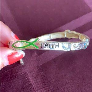 Jewelry - Religious bracelet